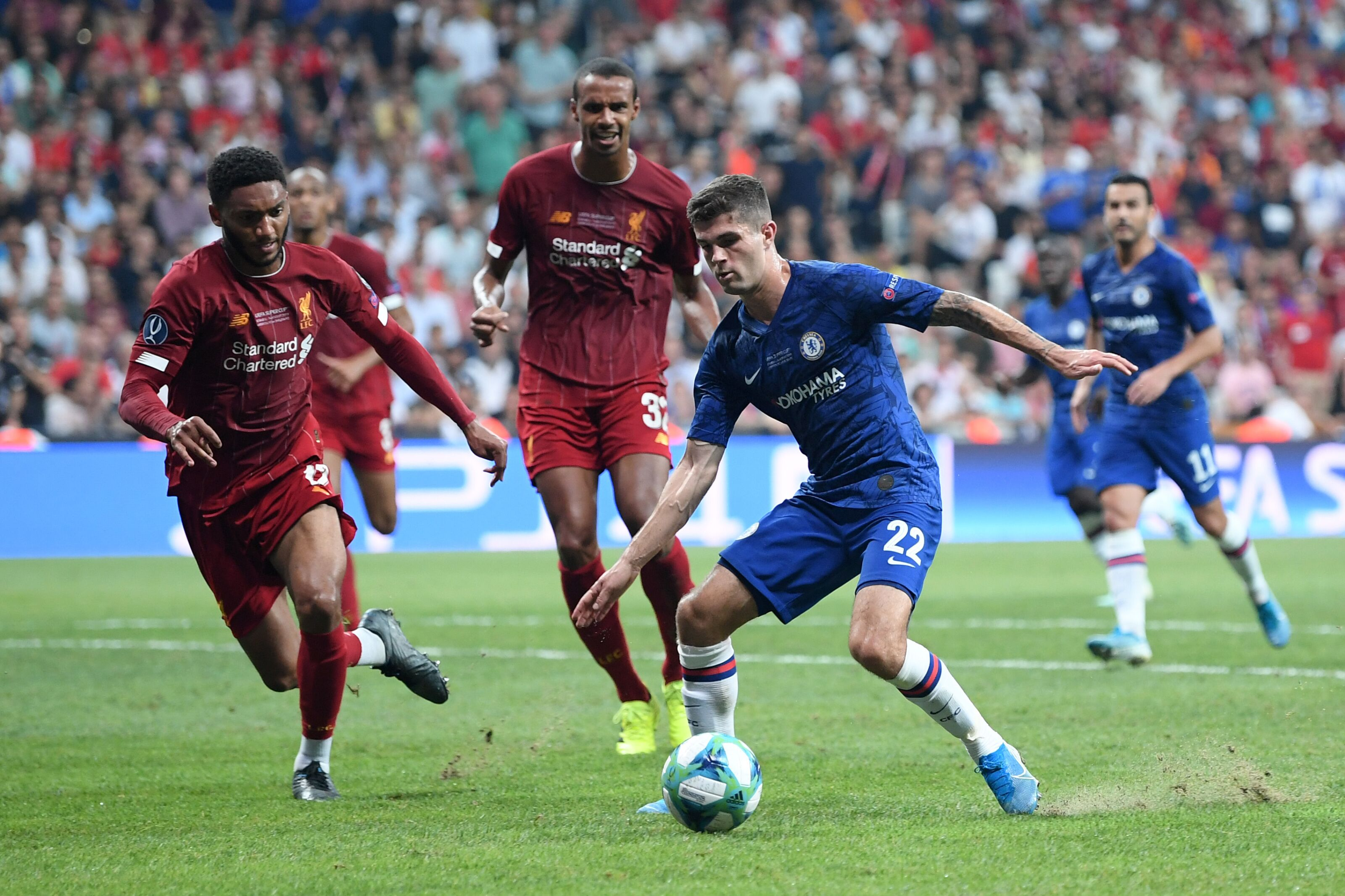 Liverpool vs Chelsea: 'Timid and frail' Blues star slammed before Liverpool clash