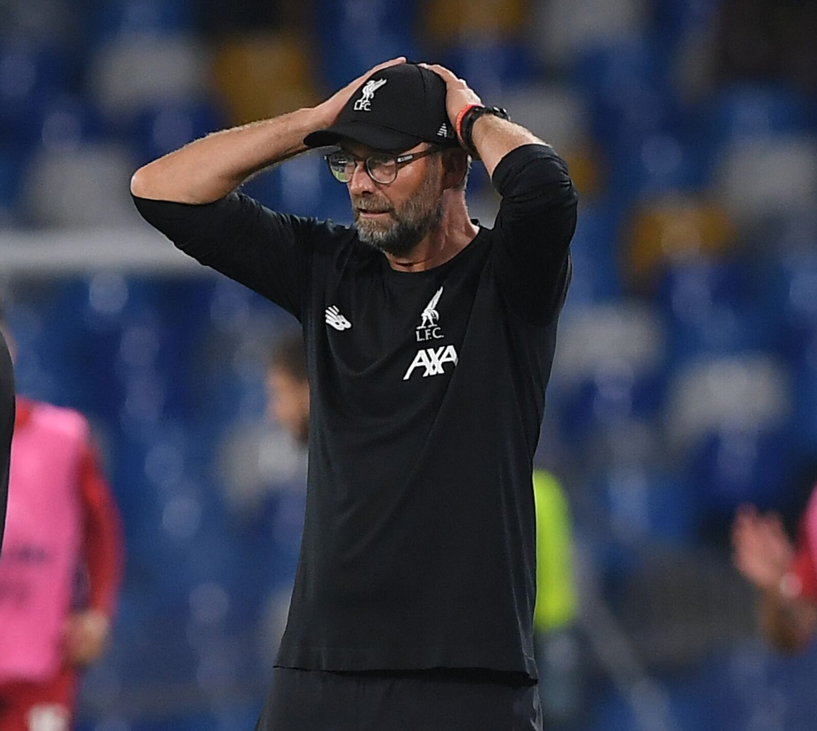 Liverpool fans are blaming transfer policy for Napoli defeat