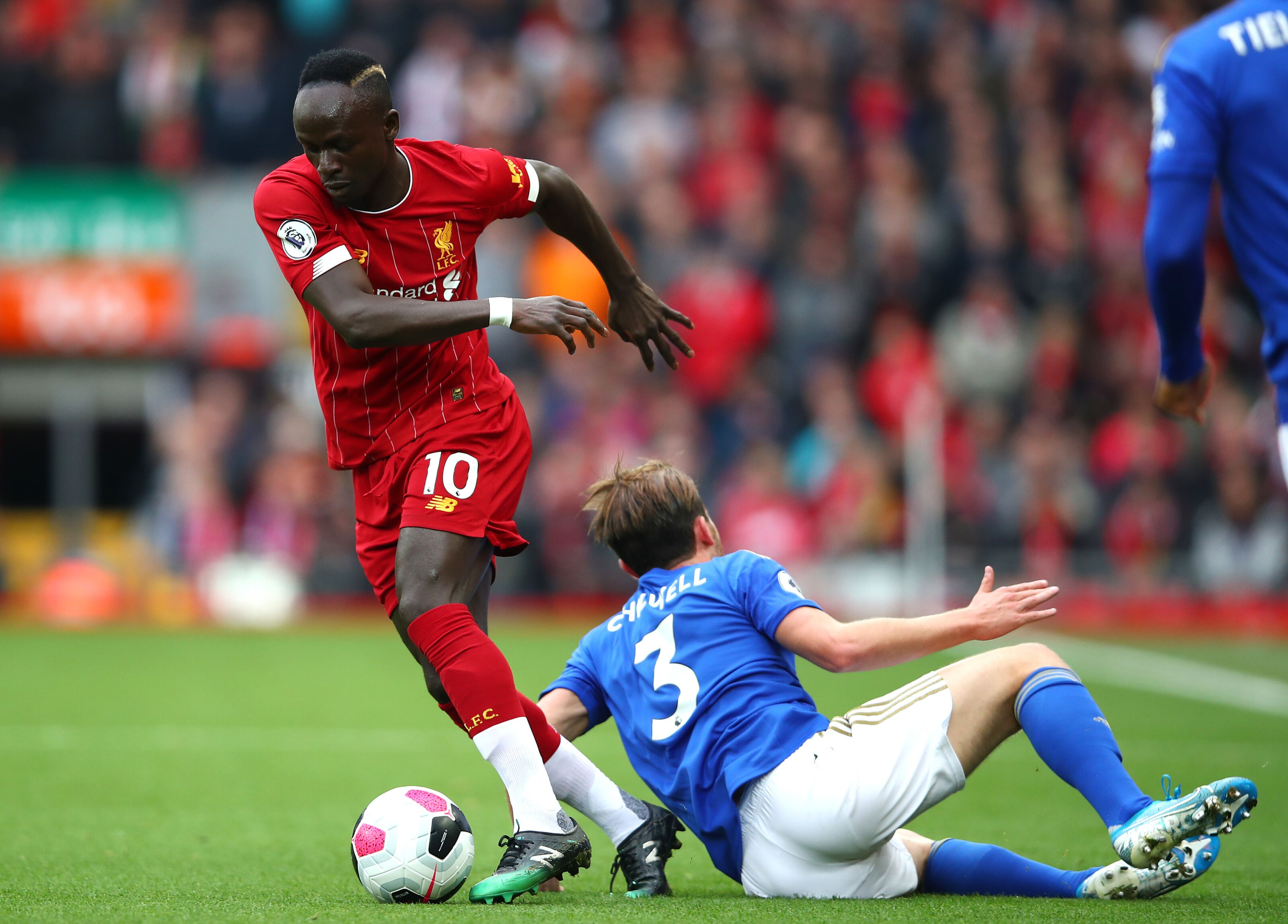 Liverpool 2-1 Leicester: Lol, 'member Sadio Mane before he evolved?