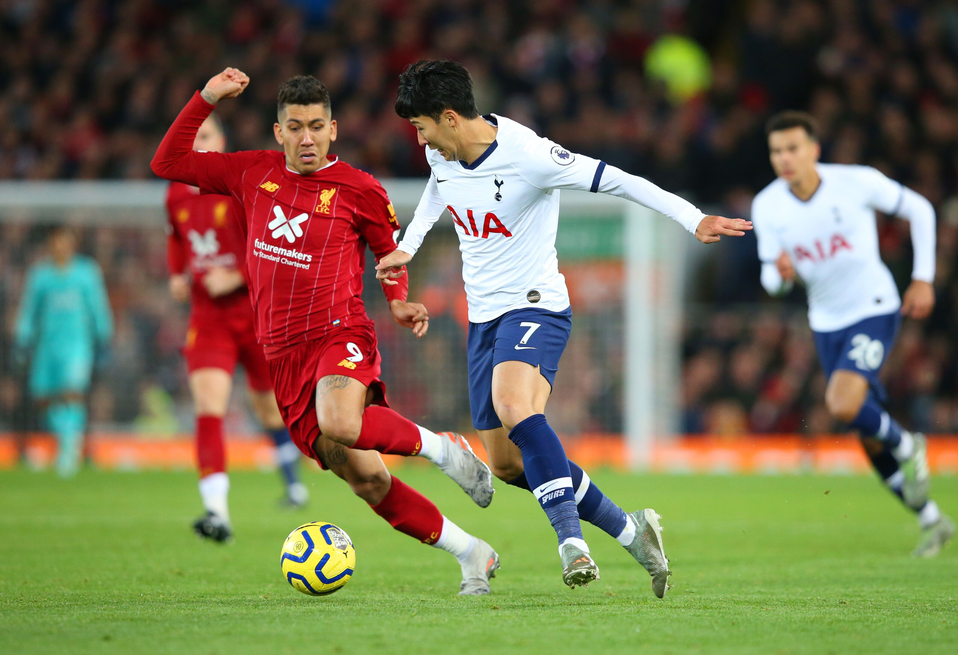 Liverpool linked to Son Heung-Min transfer after Spurs appoint Jose Mourinho