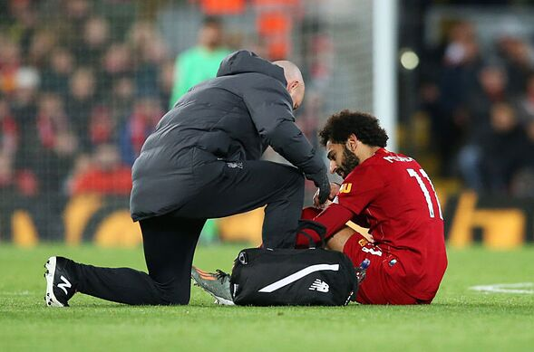 Liverpool vs Crystal Palace: Three options to replace injured Mohamed Salah