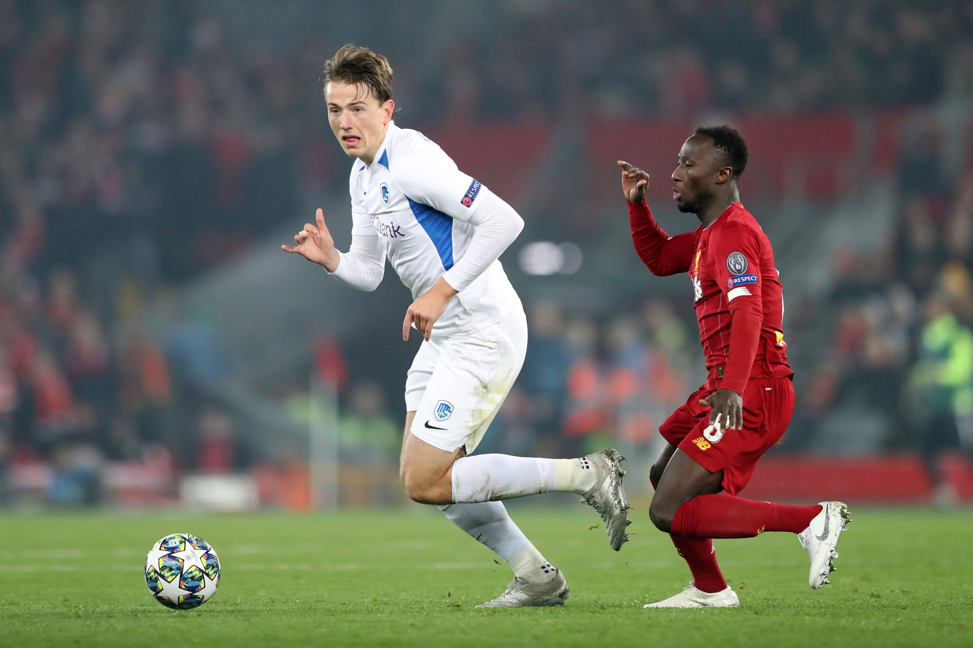 Better in two key areas: Liverpool target Sander Berge can be the new Fabinho