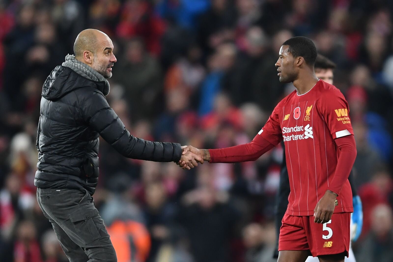 Pundit's claim shows Liverpool are camped in Pep Guardiola's head