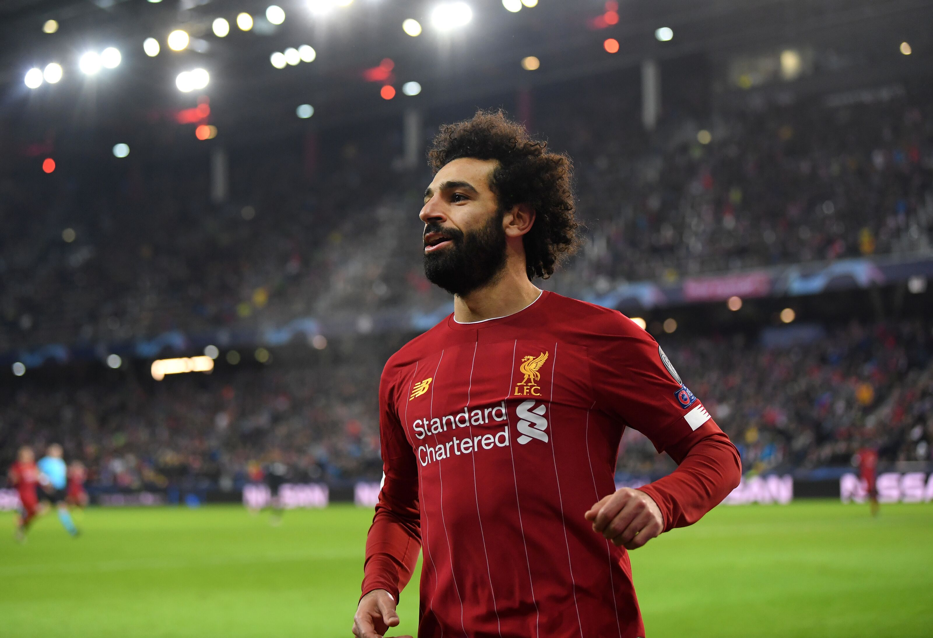 """""""It's an open goal"""" – Rival fans meltdown over Salah goal at Salzburg"""