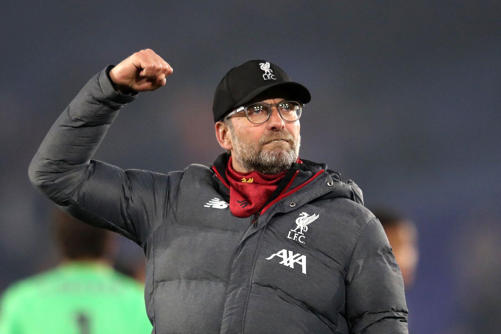 Liverpool: Watch Jurgen Klopp's surprise at seeing John Henry after Man Utd game