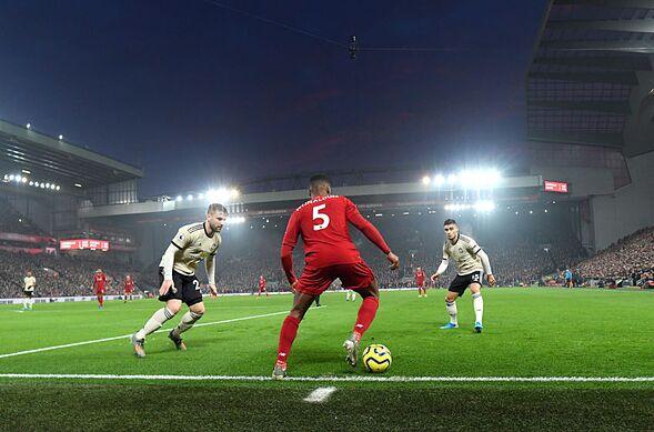 Liverpool 2-0 Man Utd: Three things we learned from Gini Wijnaldum