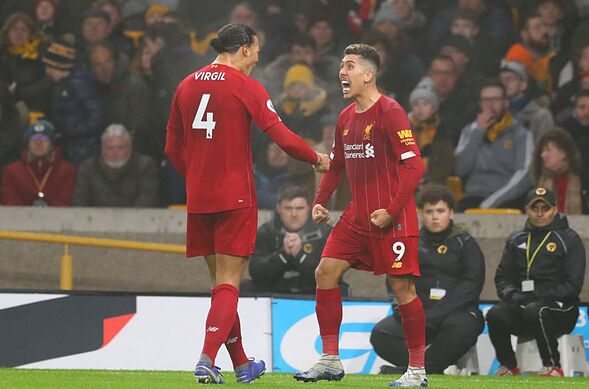 Liverpool 2-1 Wolves: Five things we learned – Virgil van Dijk doesn't sweat