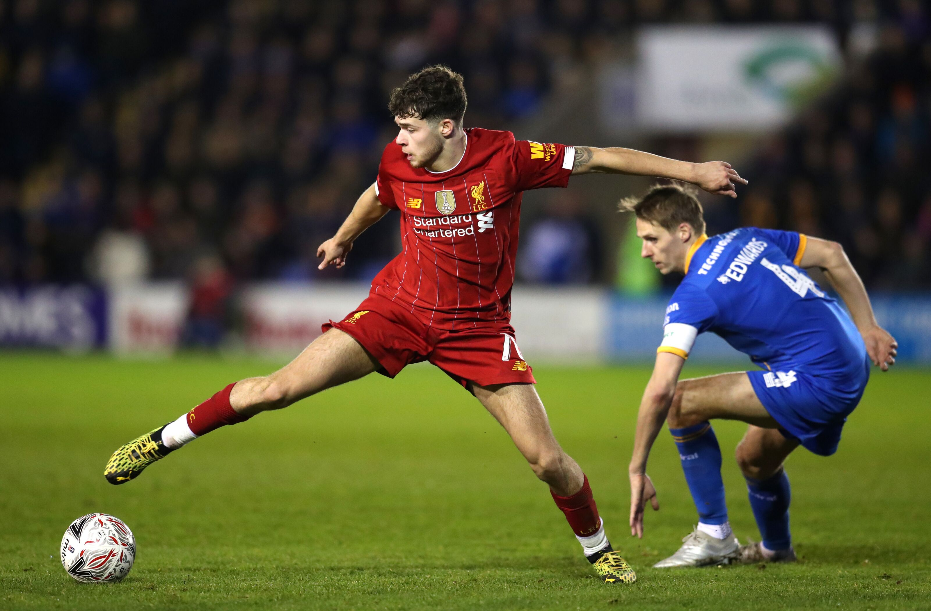Neco Williams is causing Liverpool to change transfer plans