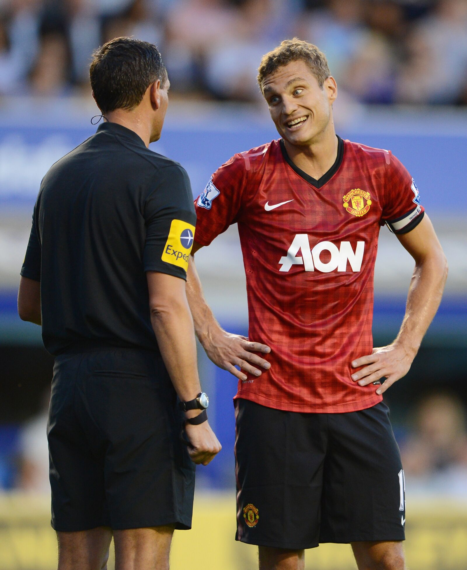 Man Utd legend insists Liverpool red cards 'don't count'