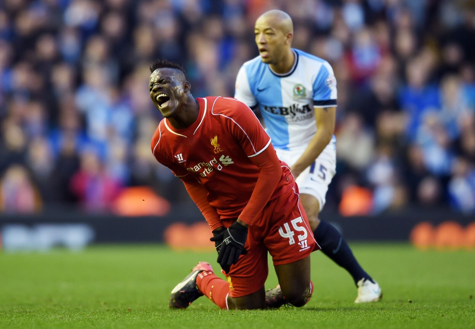Rodgers wanted Remy and Eto'o but got disaster Balotelli