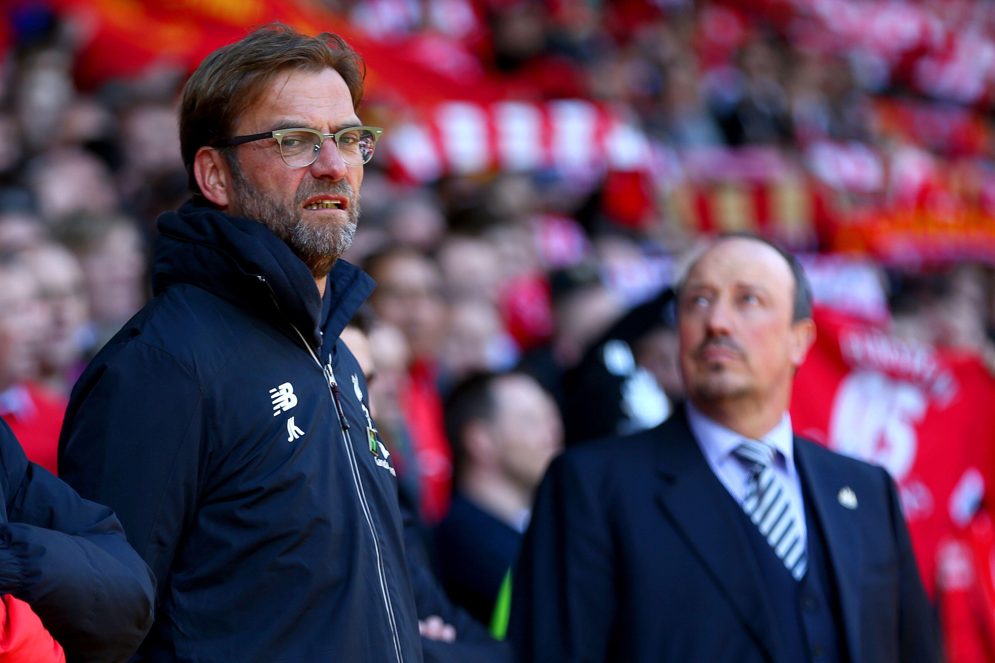 Liverpool: Jurgen Klopp equals Rafa Benitez record with award