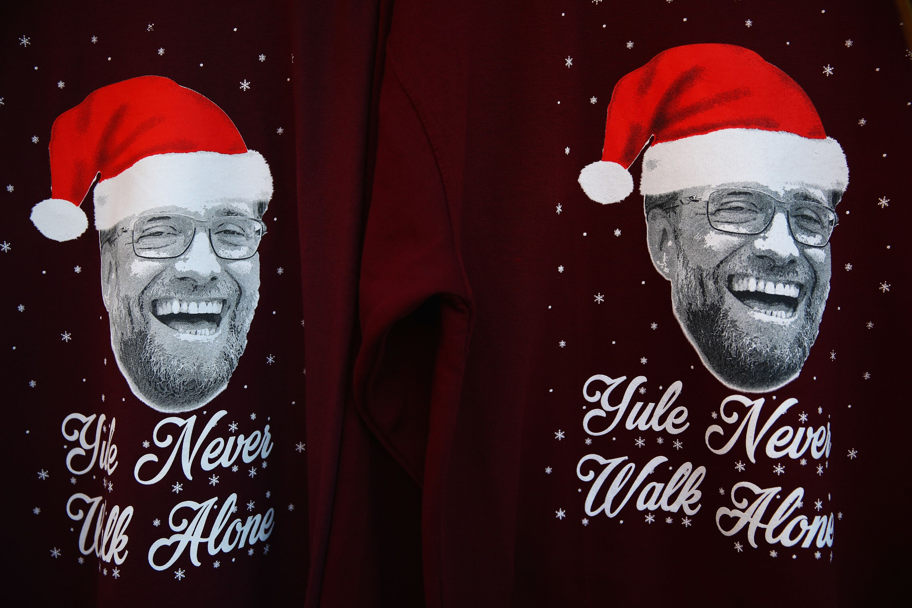 Has the Kop created a new Christmas no. 1?
