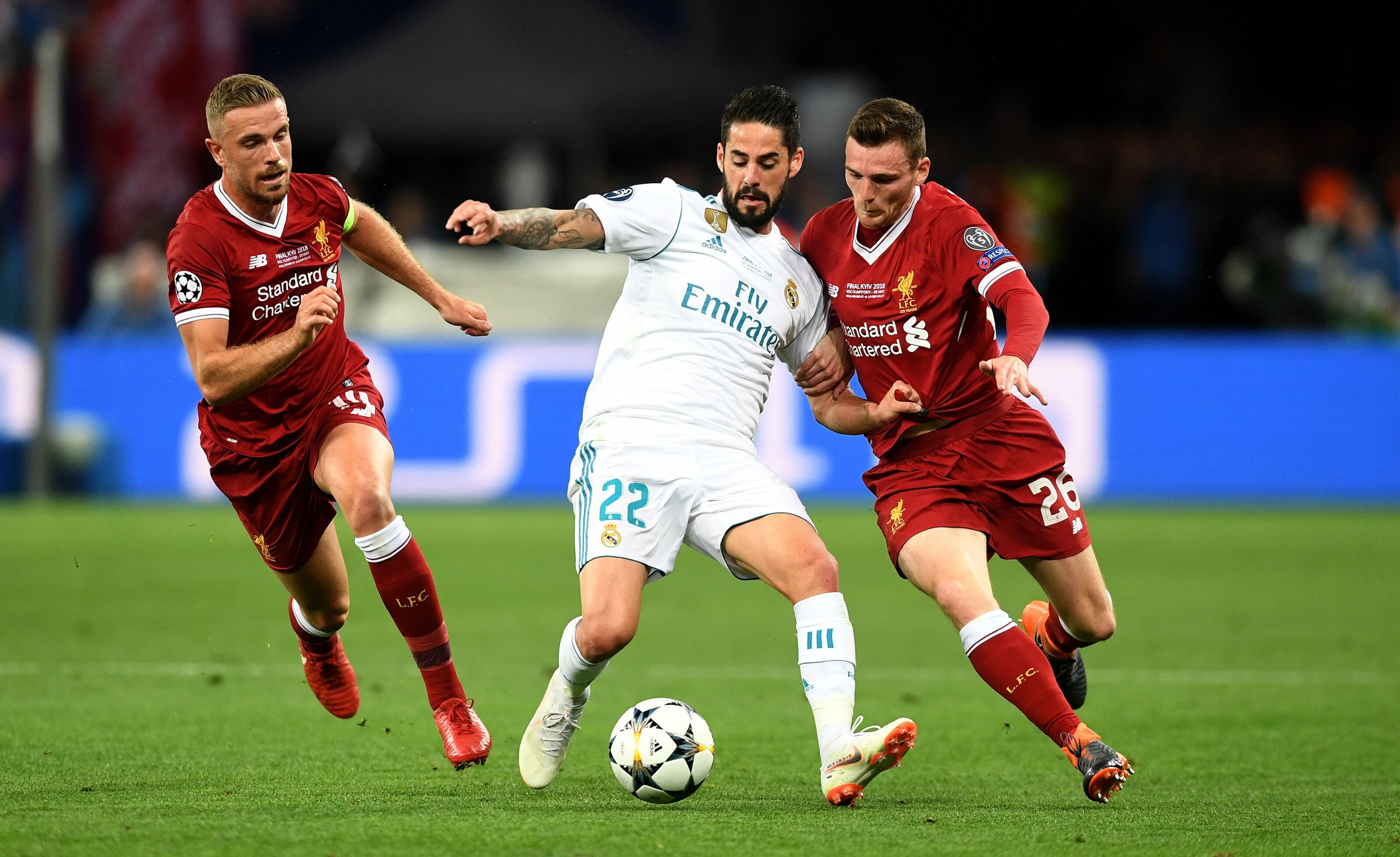 Liverpool transfer links to Isco are obviously total nonsense