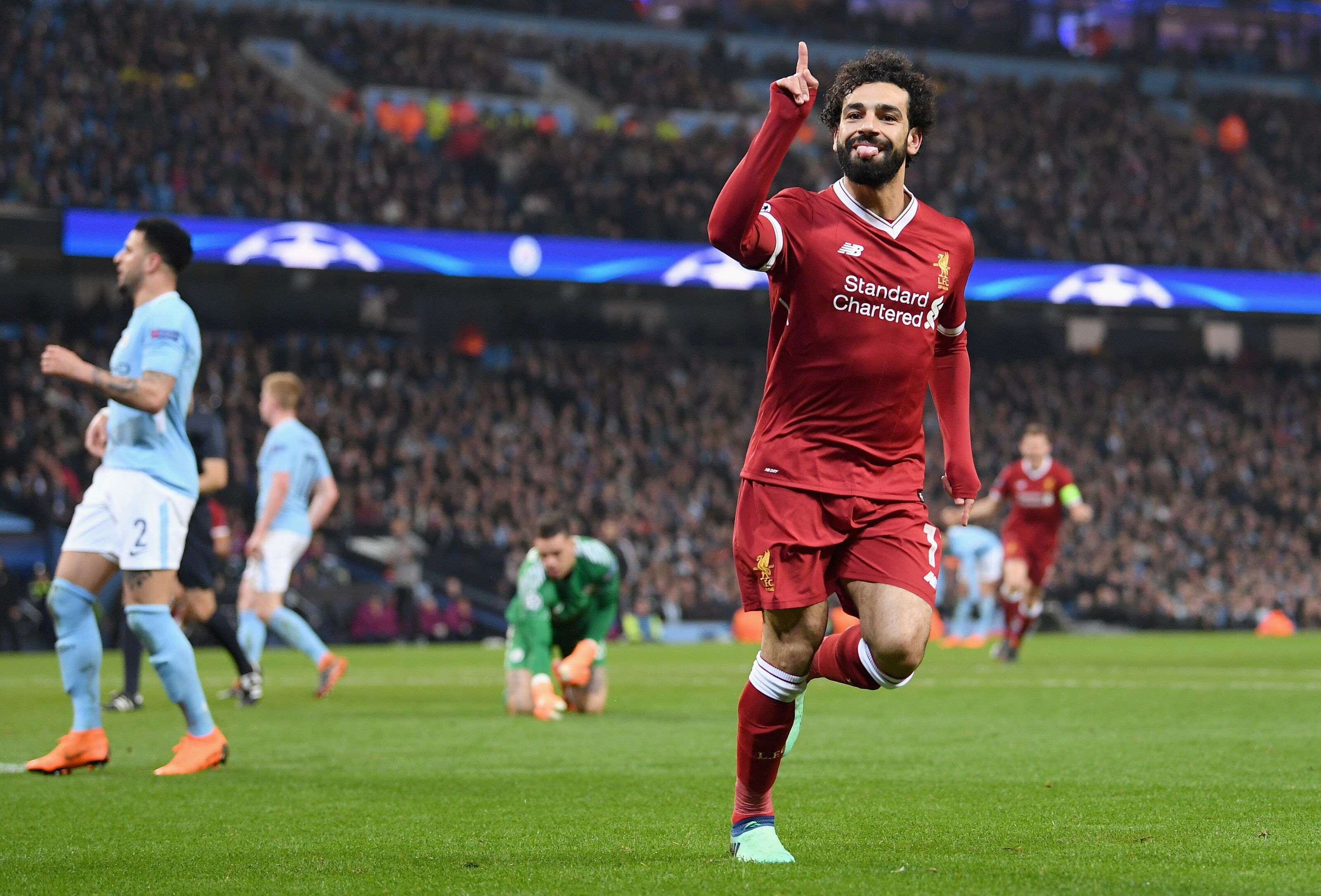 Liverpool: The Salah goal with Titanic music will send ...