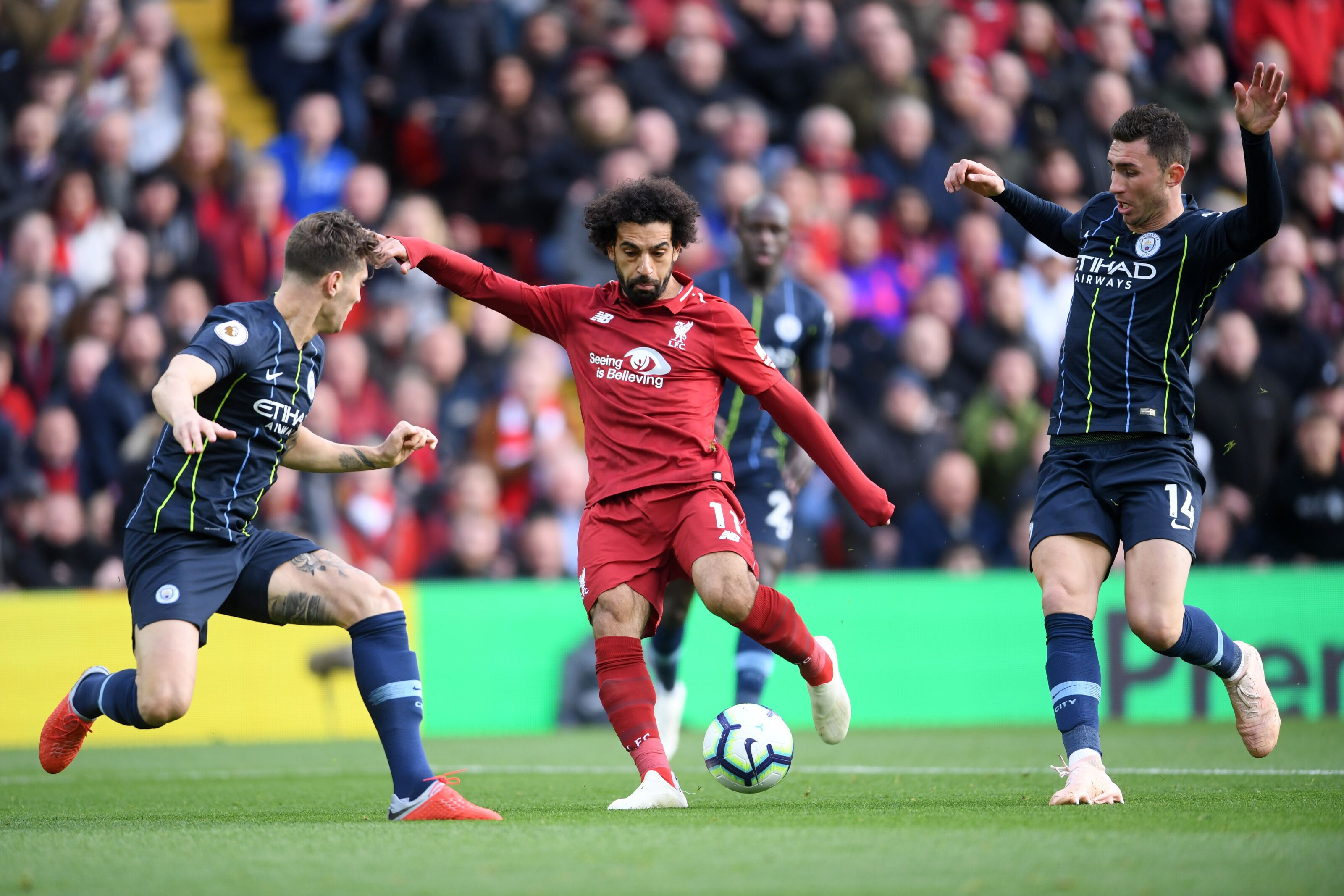 Liverpool Vs Man City: Player Ratings: Liverpool Vs Manchester City