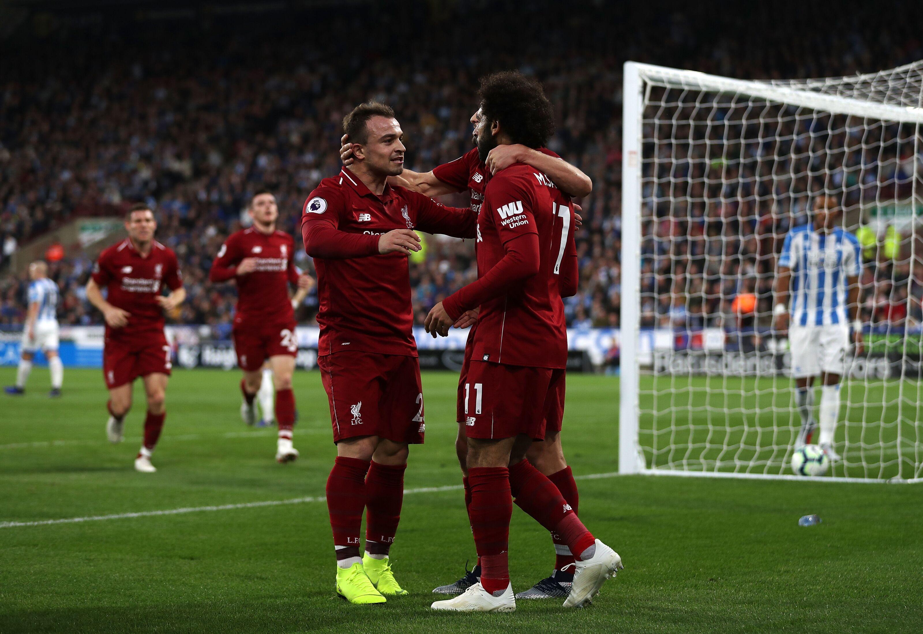 Liverpool vs Huddersfield: Dejan Lovren 'bizarre', Xherdan Shaqiri 'buzzed about'?