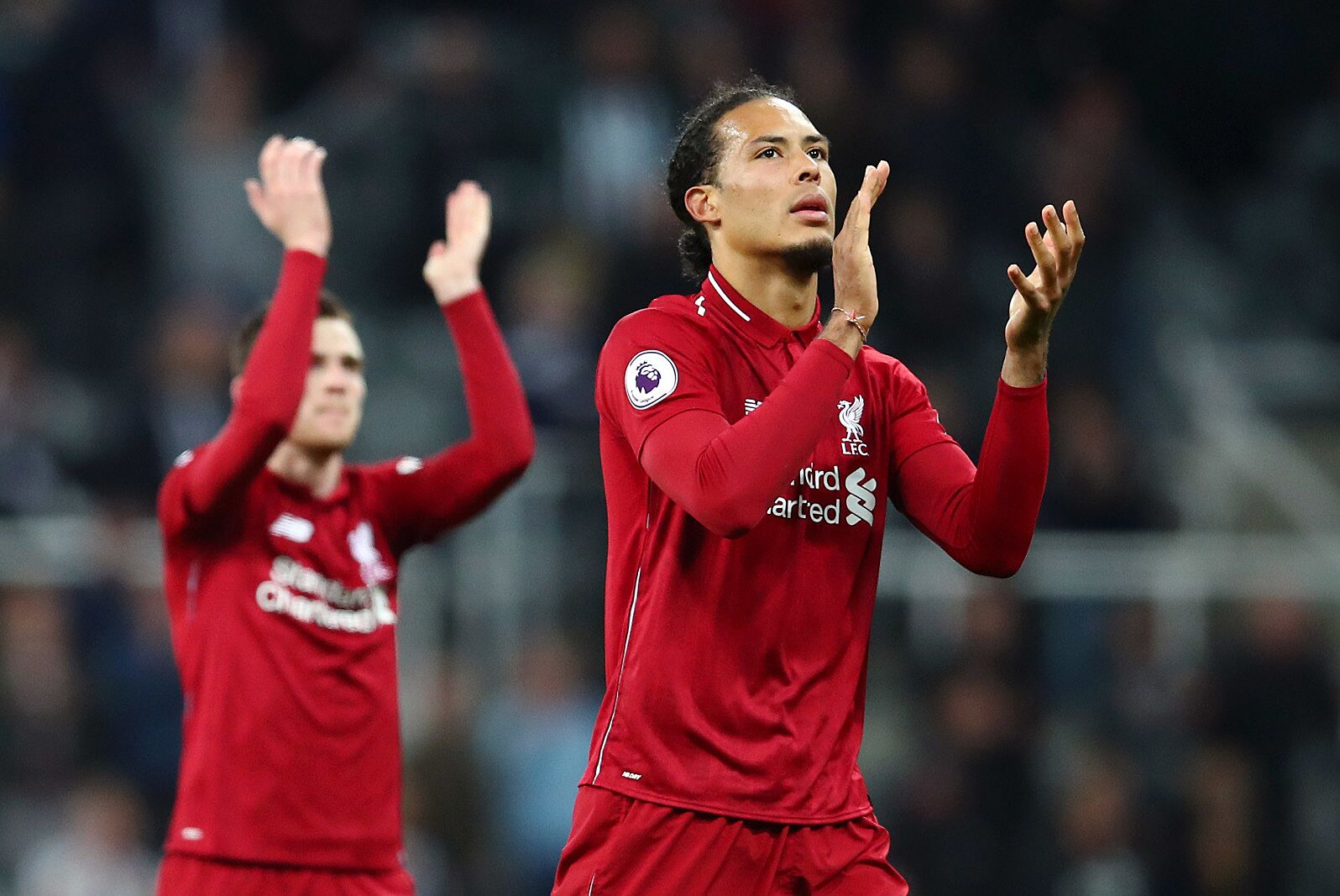 15a8b7b56 Liverpool 3-2 Newcastle  The key stats from the Reds  win over the ...