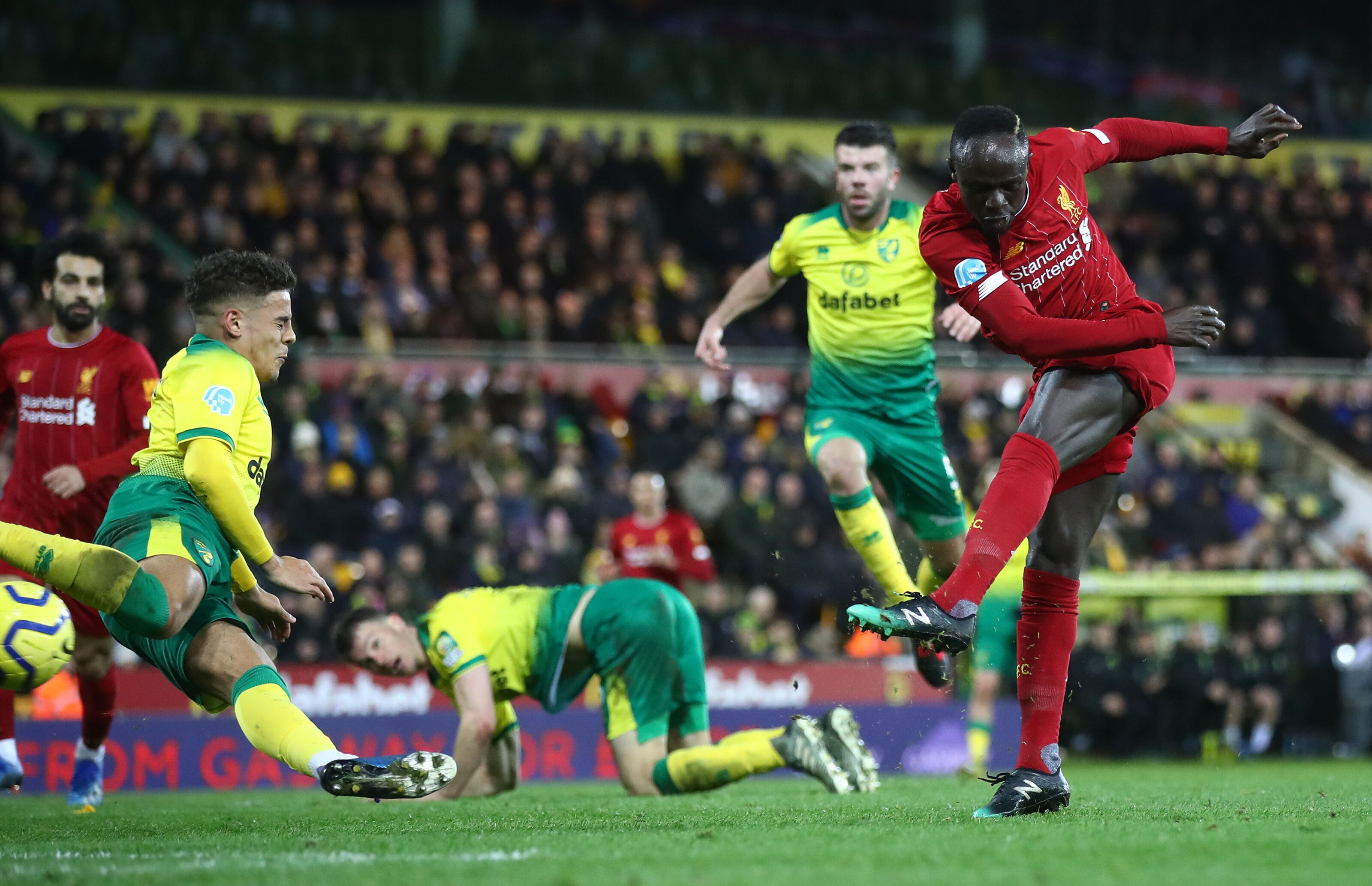 Liverpool 1-0 Norwich player ratings: Keita, Henderson boss, Mane genius