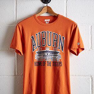 Tailgate Men's Auburn T-Shirt Orange L