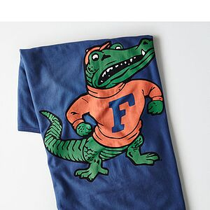 Tailgate Florida Stadium Blanket Royal Blue One Size