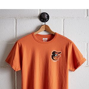Tailgate Men's Baltimore Orioles Graphic T-Shirt Orange XXL