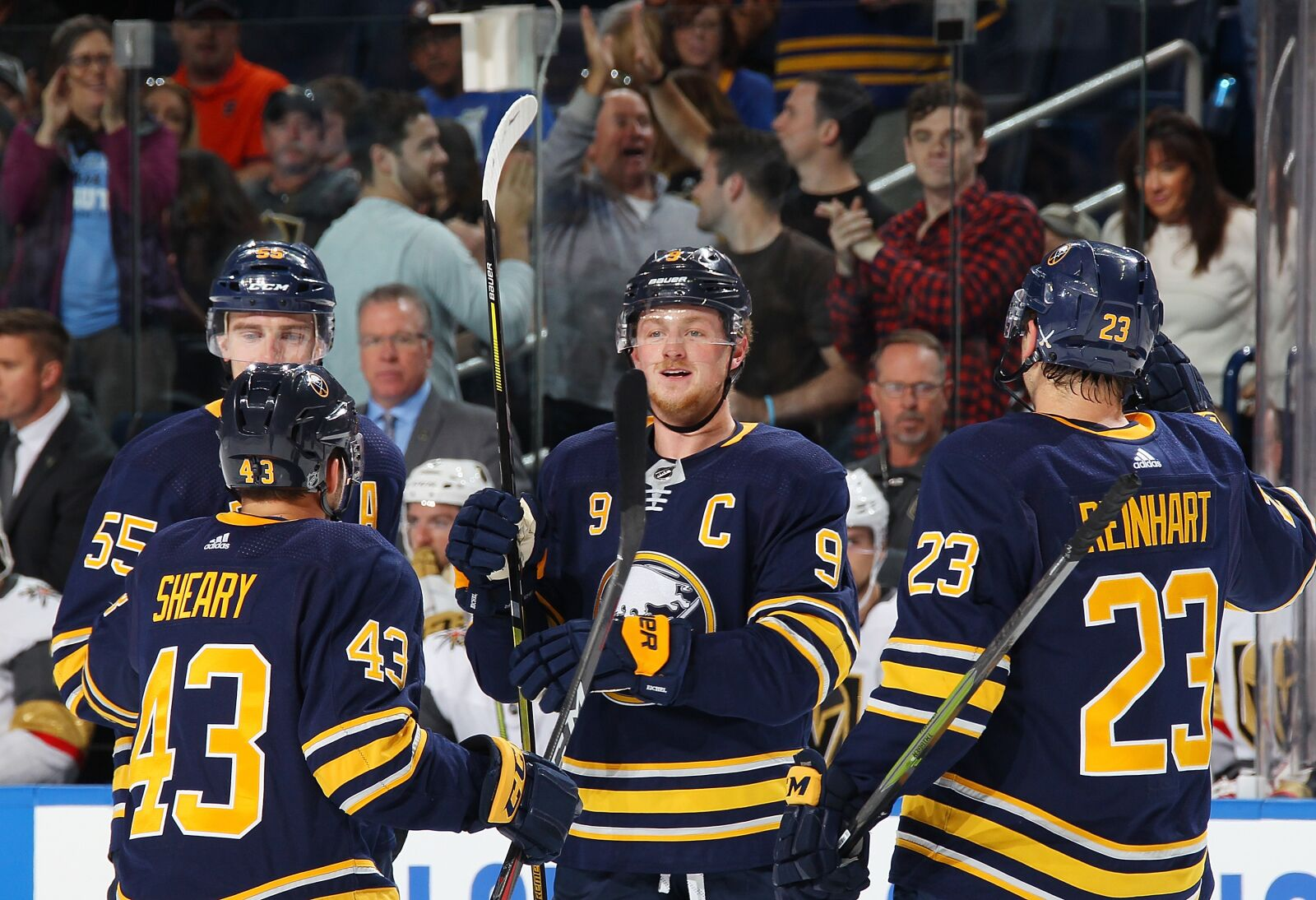Buffalo Sabres: Homestand ends with matchup against Colorado