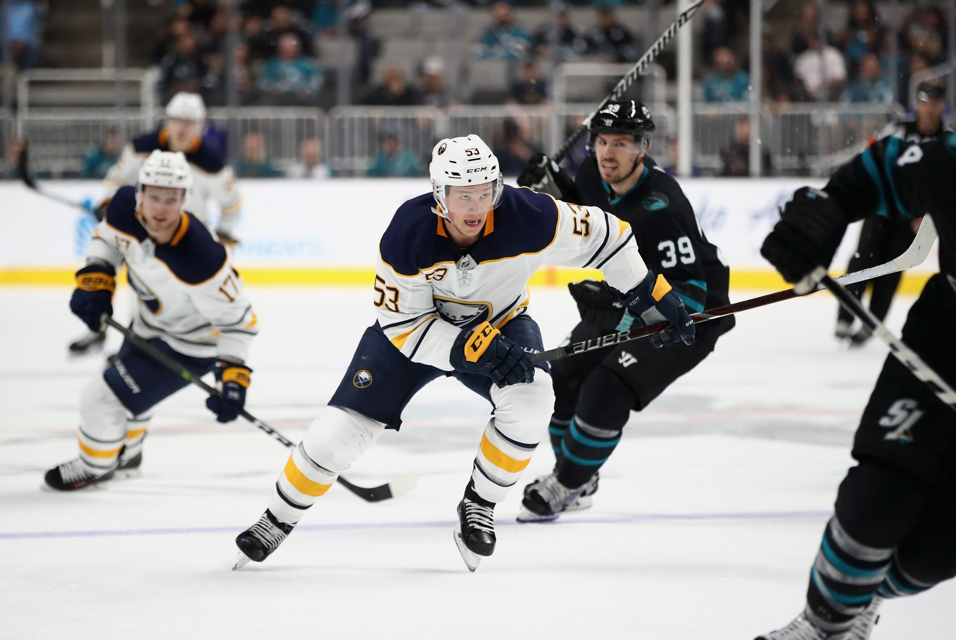 Buffalo Sabres vs. San Jose Sharks: Date, Time, TV, Streaming, More