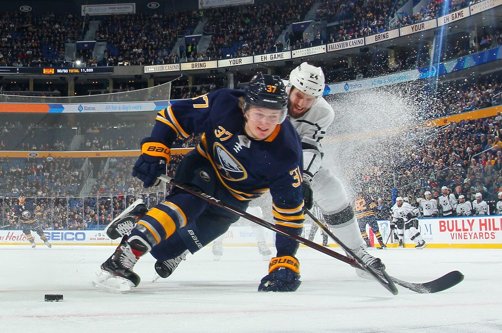 Buffalo Sabres: Thoughts From Sabres 3-0 Victory Over Kings