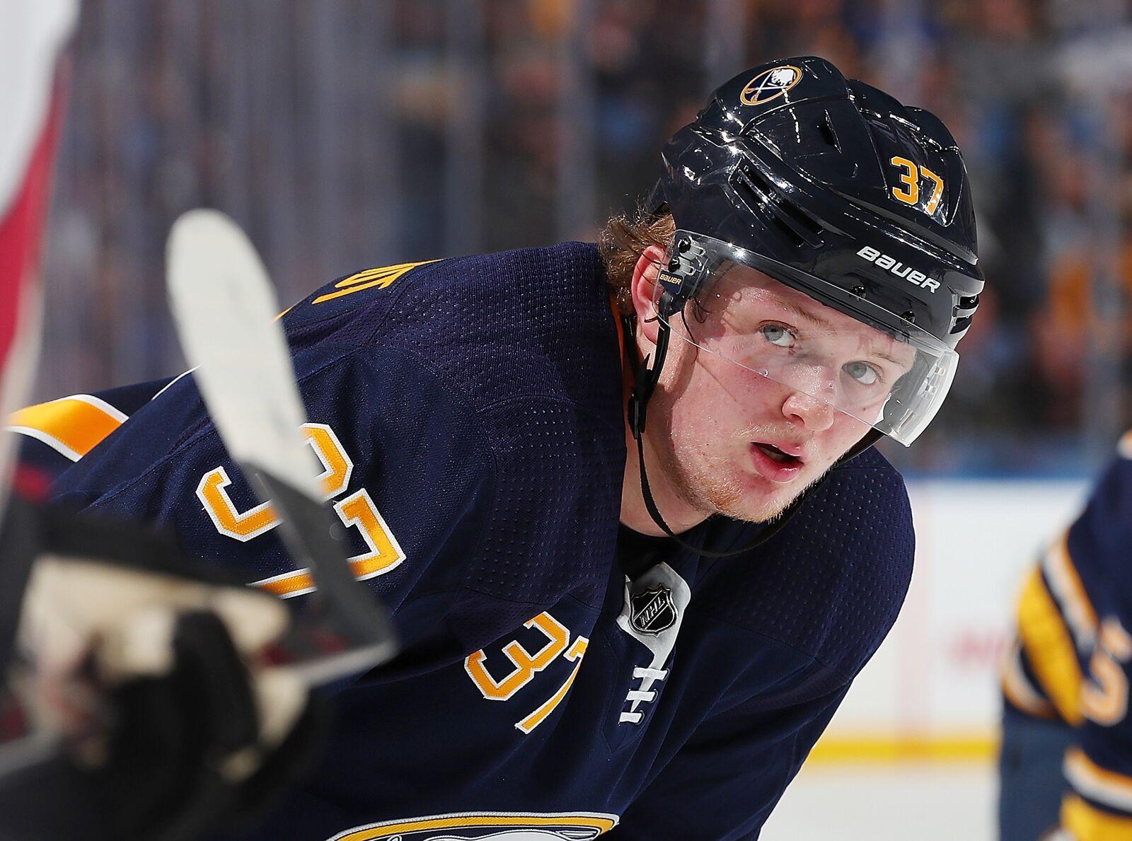 Buffalo Sabres DFS: Casey Mittelstadt is a smart bet vs. Penguins