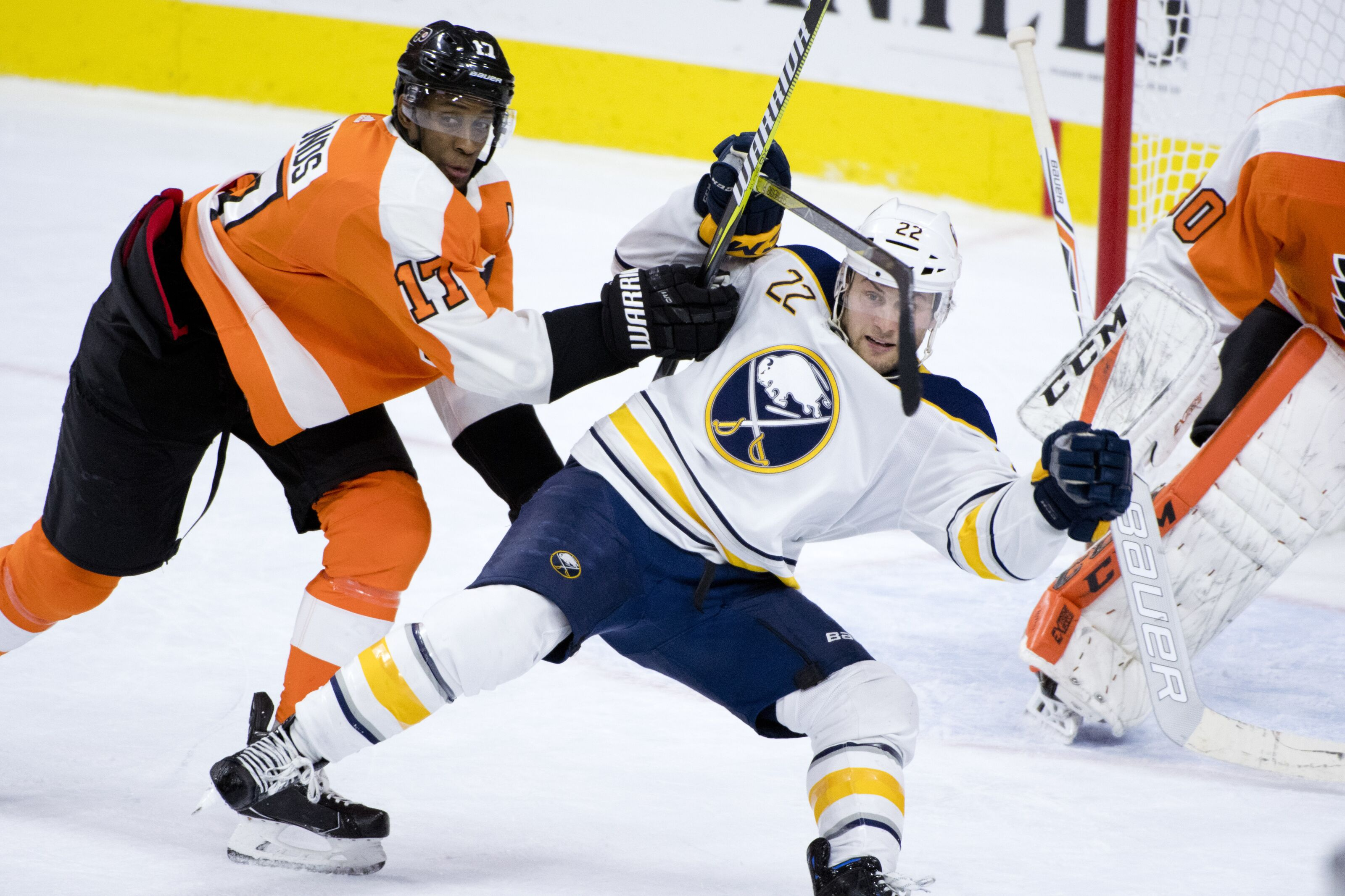 Buffalo Sabres: Johan Larsson's Line Has Been Playing Well, But It's Time to Start Scoring