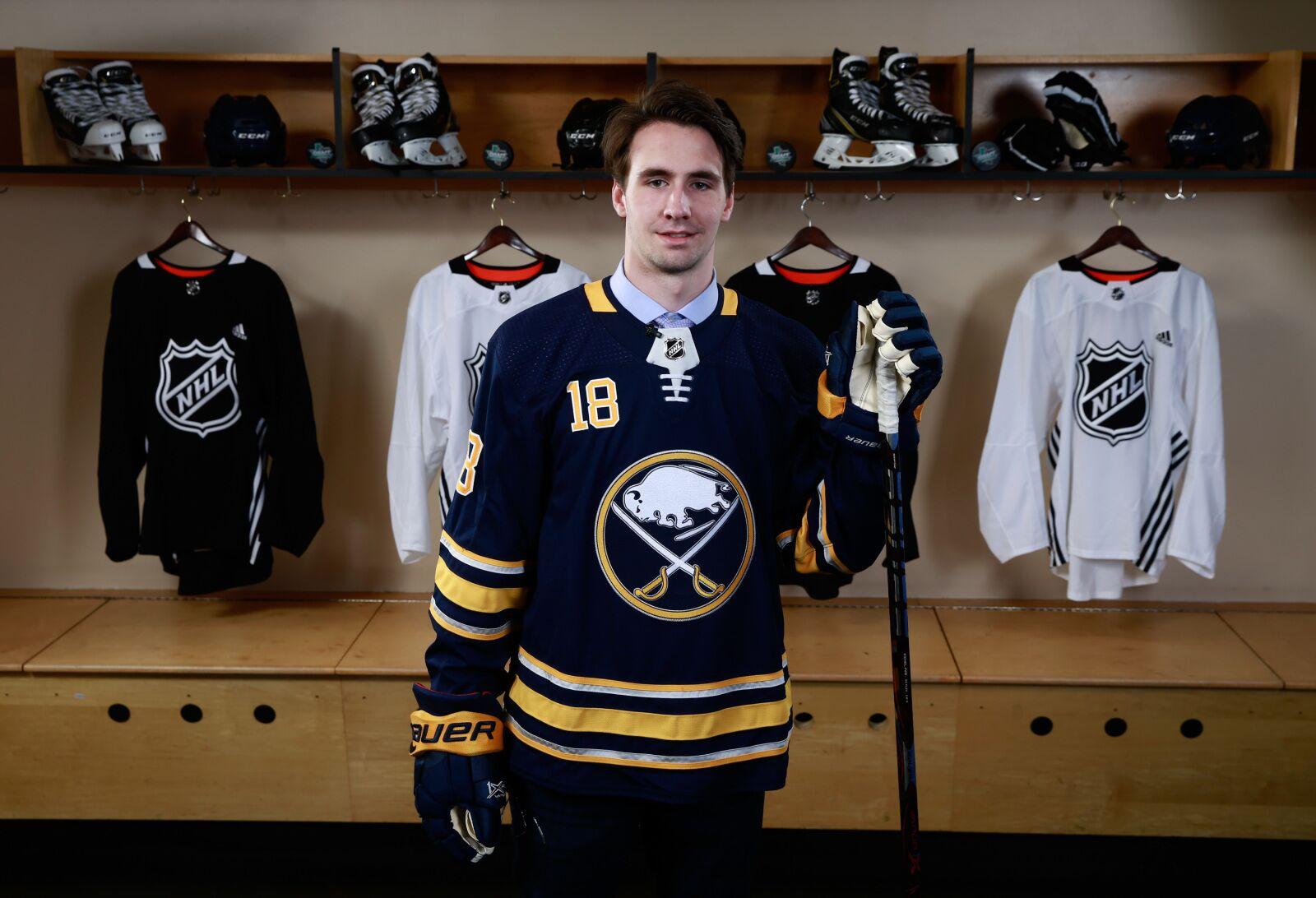 2018 NHL Draft  Buffalo Sabres select Mattias Samuelsson 3704054a0