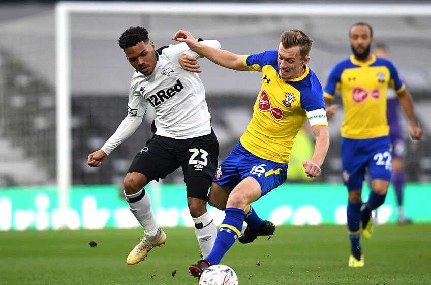 f77d105a4dd0a Southampton will be looking to book their spot in the fourth round of the  F.A Cup for the third year in a row as they face Derby at St. Marys on  Wednesday ...