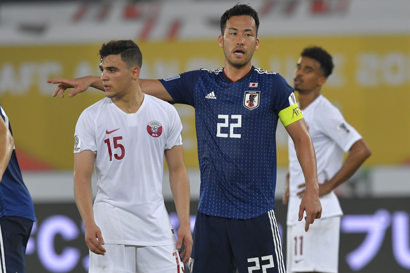 Southampton: Saints defender Yoshida collects 100th cap in Japan win