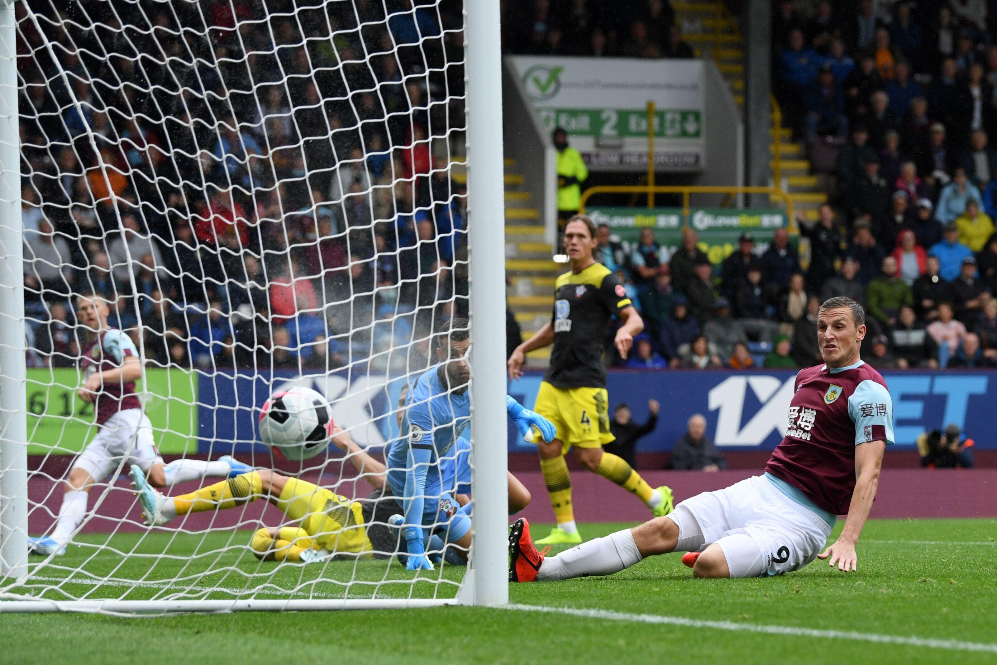 Burnley 3-0 Southampton: Saints well beaten by Clarets on opening day of Premier League season