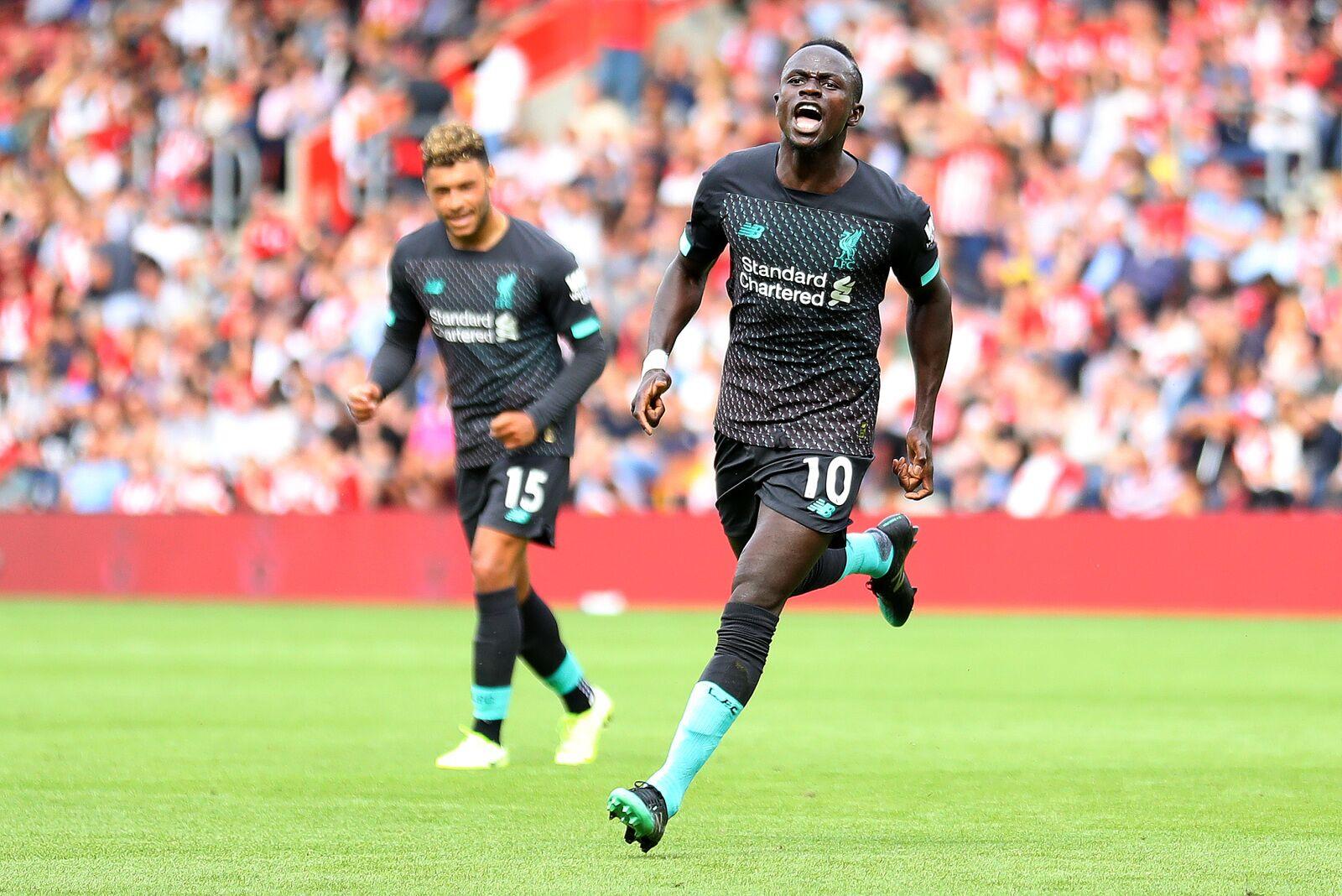 Southampton: Sadio Mane apologises for scoring against former club for Liverpool