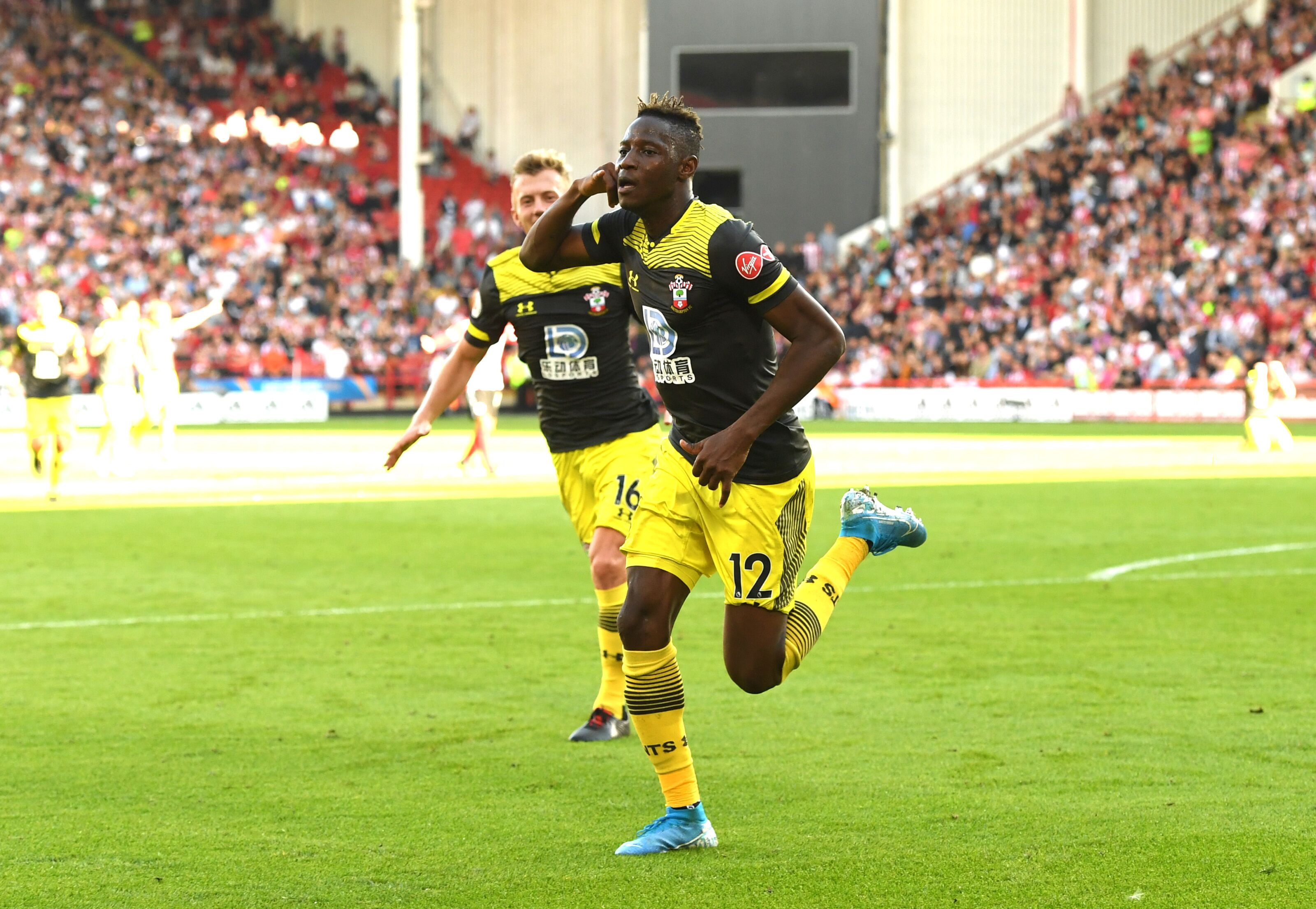 Sheffield United 0-1 Southampton: Djenepo the man again for Saints after special winning goal