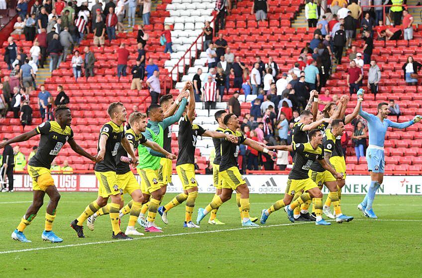 Sheffield United 0-1 Southampton: Premier League – Player Ratings