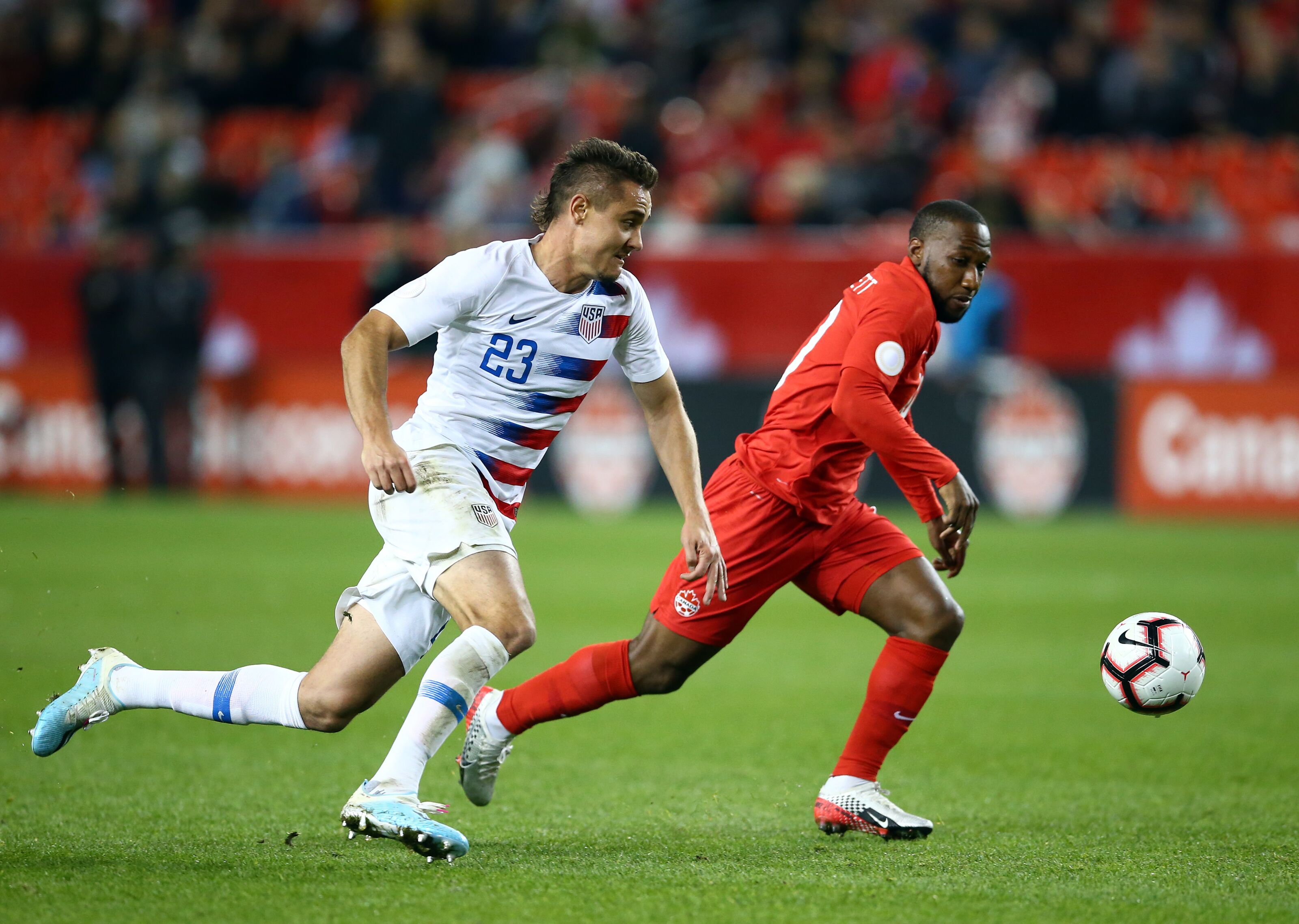 Southampton: Saints have been offered chance to sign American