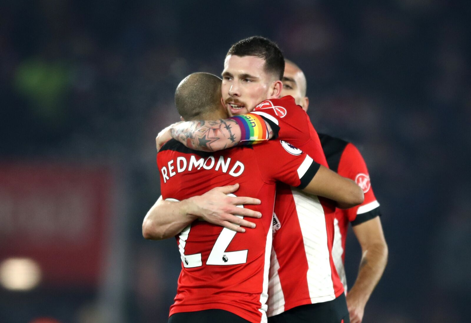 Southampton: Captain Hojbjerg linked with a big move to Everton