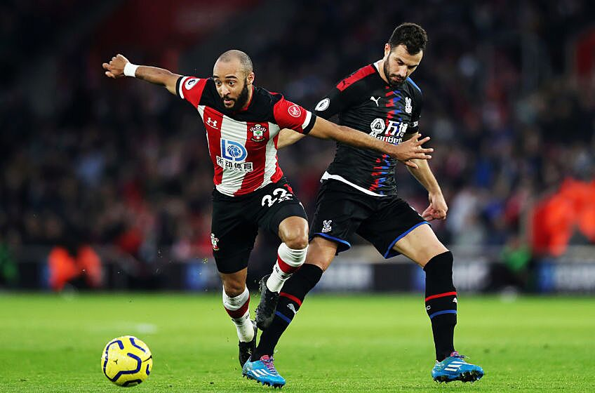 crystal palace vs southampton - photo #14