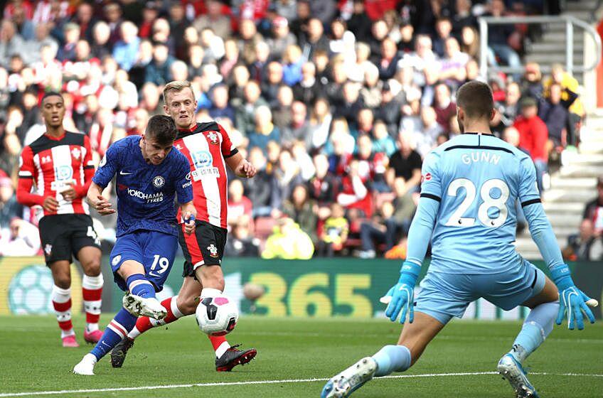 Southampton 1-4 Chelsea: Premier League – Player Ratings