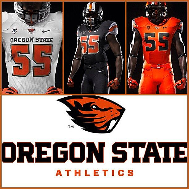 New Oregon State Uniforms Unveiled In Latest College