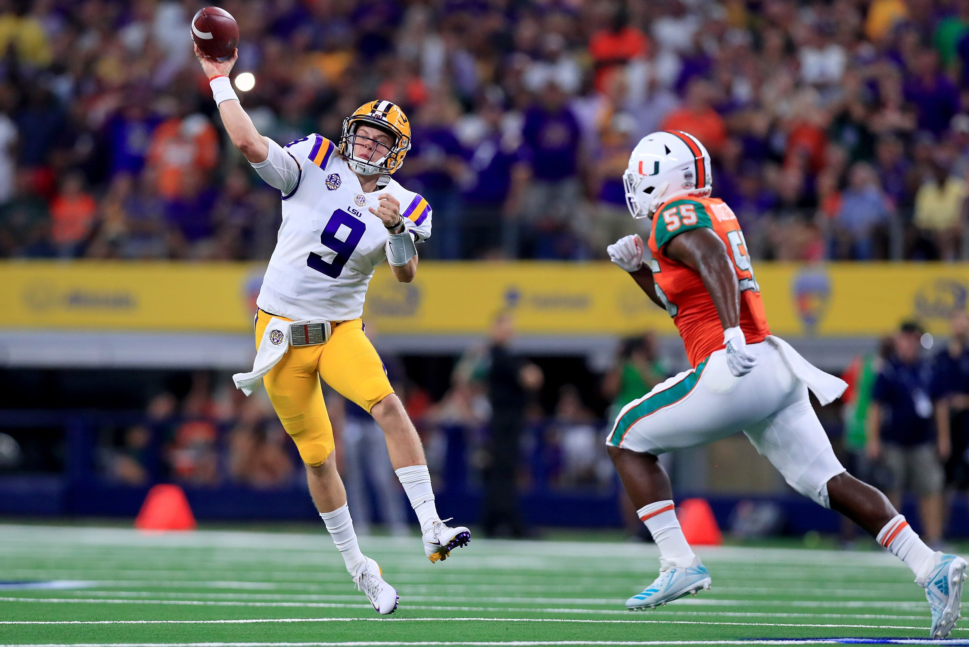 d4c722507 LSU football could make yet another statement with Florida win