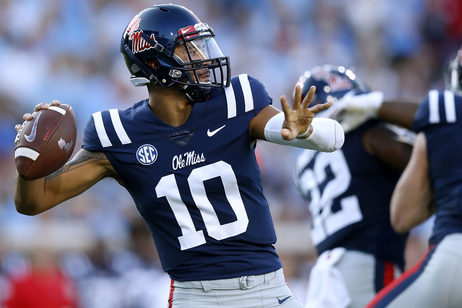 reputable site 7c46d 198bf Ole Miss Football: 3 bold predictions for bounce-back vs ...