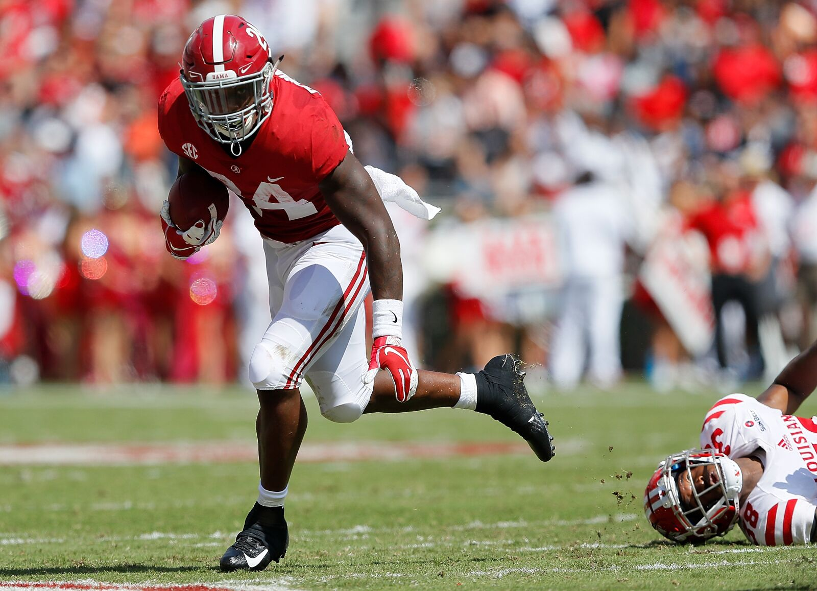 Alabama Football: Don't sleep on Brian Robinson in 2019