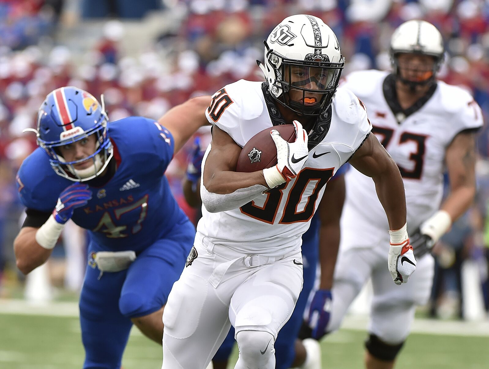 Oklahoma State Football: Pokes have talent for rebound ...