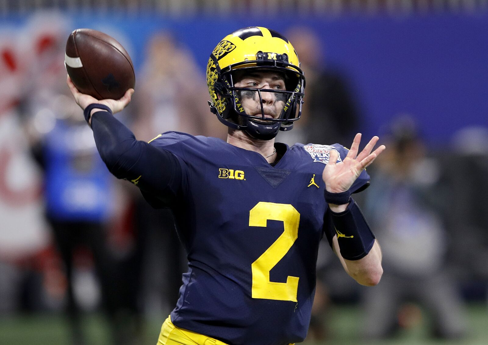Michigan Football: Shea Patterson needs a short leash in 2019