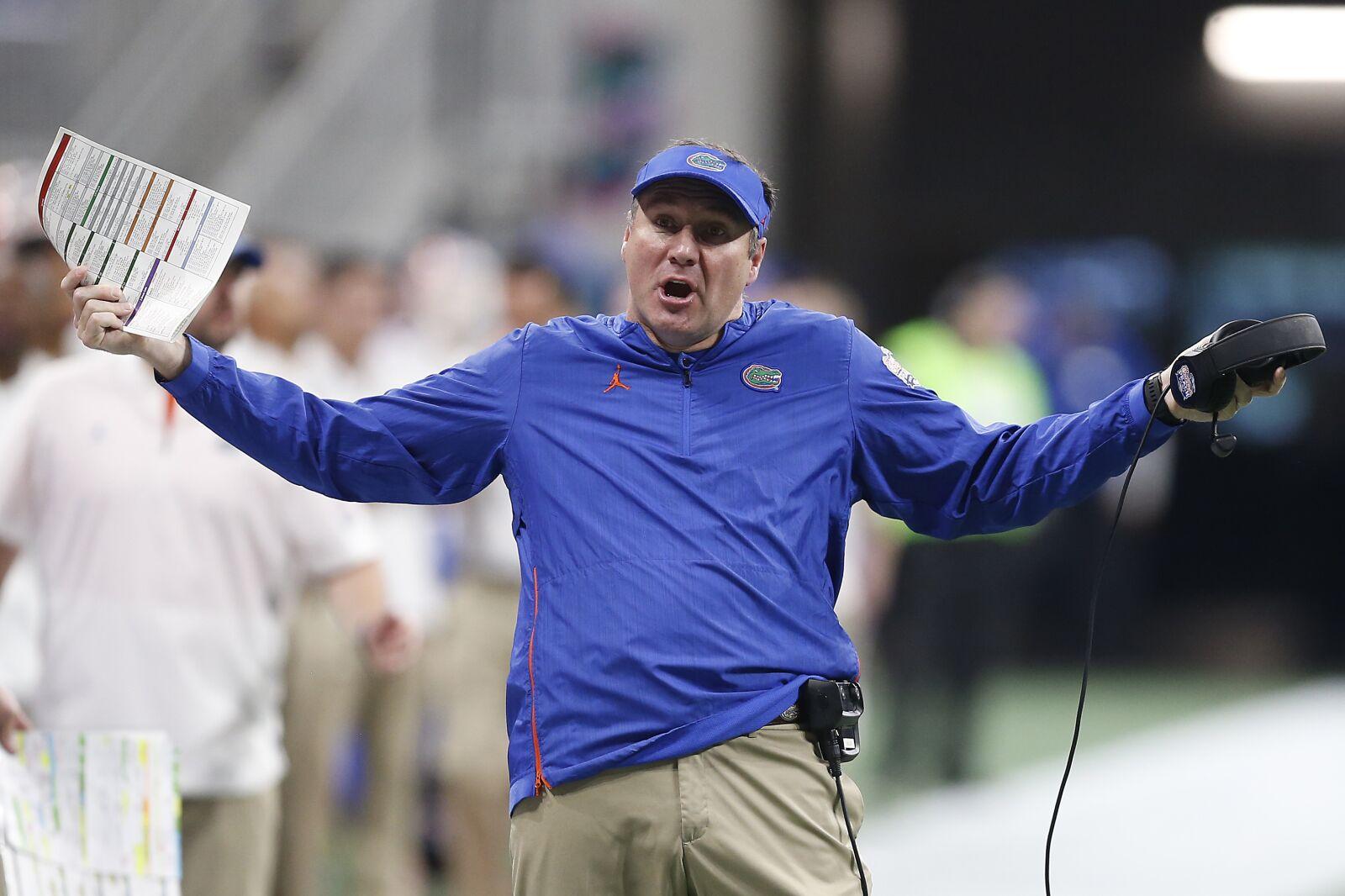 Florida Football: Are Gators becoming 'Transfer Portal U' under Dan Mullen?