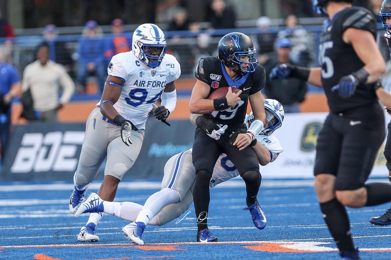 Boise State Football: Hank Bachmeier plays hero again vs. Air Force