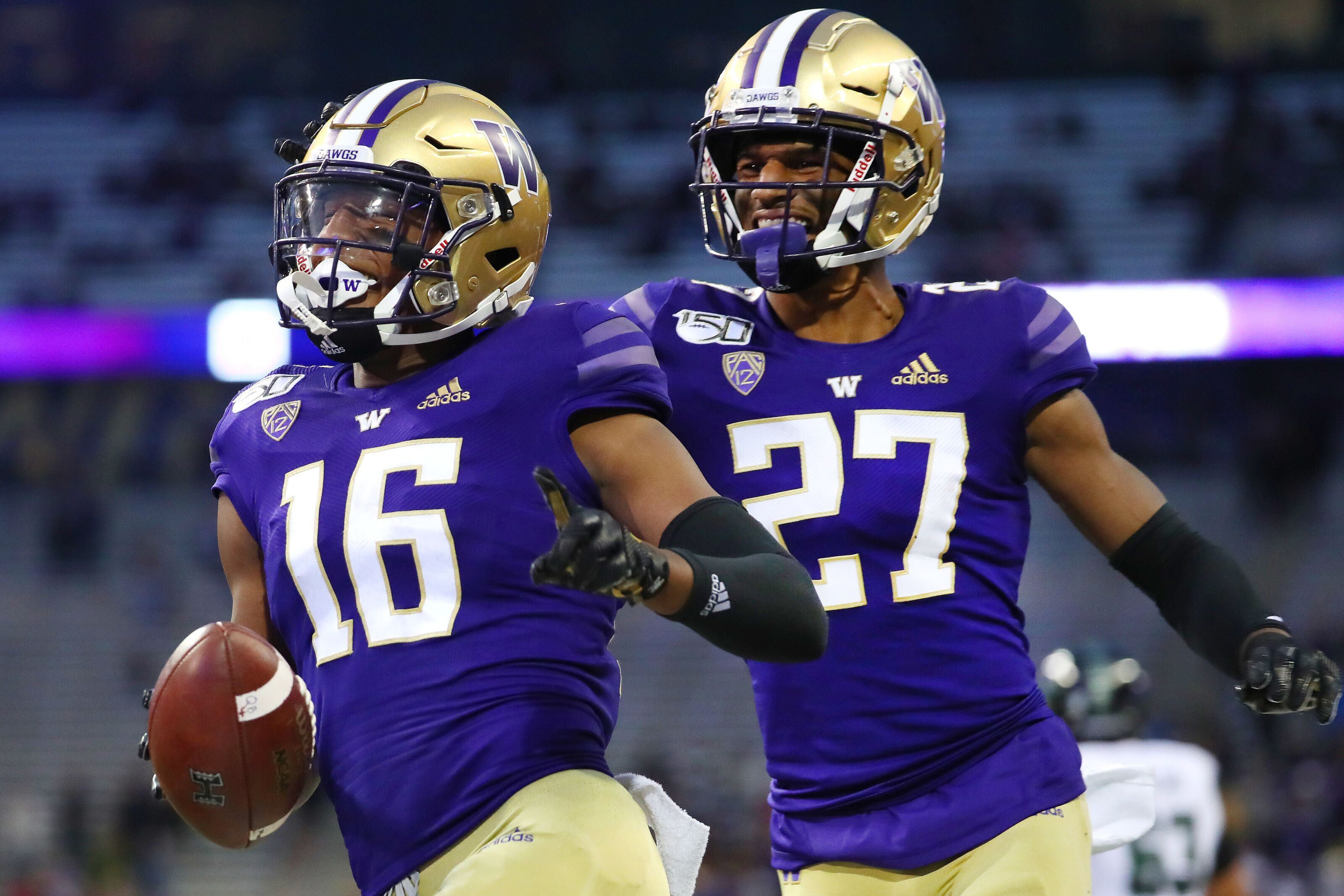 Washington Football: Pac-12 dream run dies for Hawaii in Huskies win